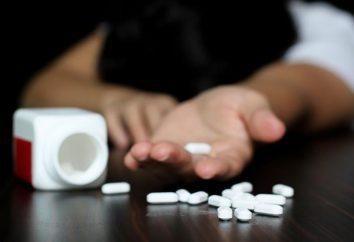 Caratteristiche principali uso di sostanze stupefacenti
