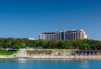 """""""Kempinski Grand Hotel"""" Gelendzhik: número de habitaciones, opiniones, precio y descripción"""