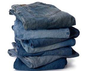 Jak starych jeansów zrobić modne dżinsy