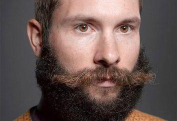 Styles von Bart und Schnurrbart: Foto und Beschreibung