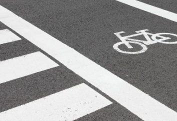 Tinta para marcações de estrada: GOST, especificações, fluir