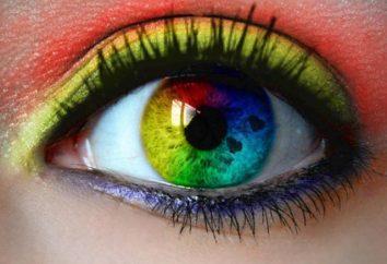 Sus ojos marrones, incluso si usted está acostumbrado a contarlos como verde o azul