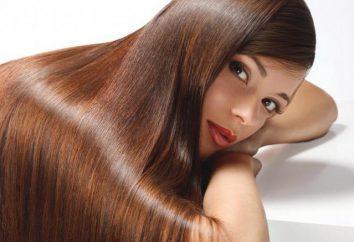 cabelo Nanoplastika – uma maneira eficaz para endireitar cachos elásticos em todos os tipos de cabelo