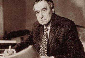 Schriftstellerin Avdeenko Alexander Ostapovich: Biographie, Kreativität
