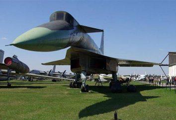 Aerei di scossa e di ricognizione T-4: caratteristiche tecniche, descrizione, foto