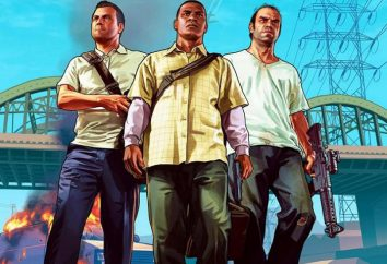 """GTA 5"": os personagens. Segredos, cheats, códigos,"