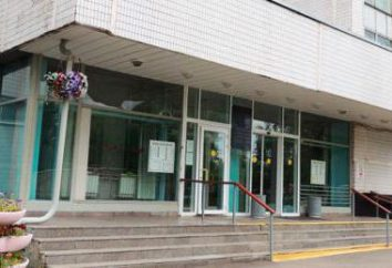 Poliklinik № 147 (ul Molodogvardeyskaya.): Eintritt in den Arzt Bewertungen