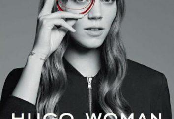 """El perfume """"Hugo Boss"""" para las mujeres: fotos, opiniones"""