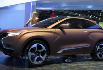 Nouveau mot de l'industrie automobile domestique: Lada Jeep