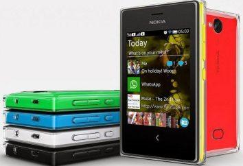 Nokia Asha 503 Dual SIM RM-922: przegląd, dane techniczne i opinie