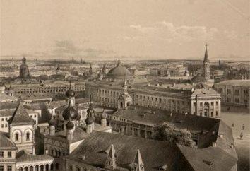 Klasztor cuda. Monaster Czudowski na Kremlu: historia