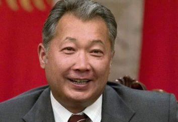 Kirgiski polityk i mąż stanu Kurmanbek Bakijew: biografia, wyposażony działań i interesujących faktów
