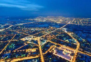 Novosibirsk noto monumenti. Quanti siti a Novosibirsk?