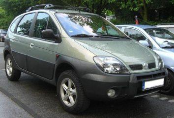 """""""Renault Scenic 2"""" – la meilleure voiture sur le marché européen"""