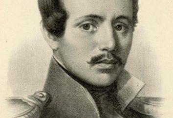 Les œuvres de Lermontov dans les programmes scolaires. L'étude de Lermontov à l'école