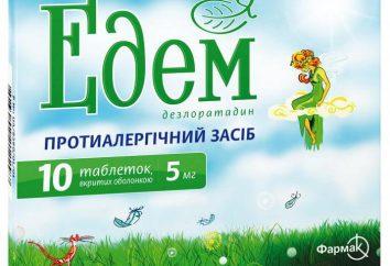 """Eden"" (tabletki): instrukcja, opis, opinie, cena"