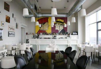 "San Pietroburgo ristorante ""Fish"": recensione"