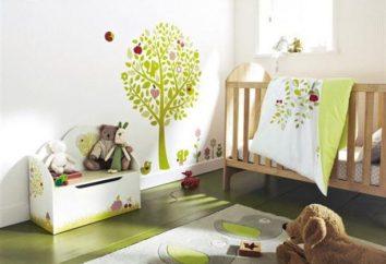 Jak wybrać zestaw dla łóżeczka dla noworodków?
