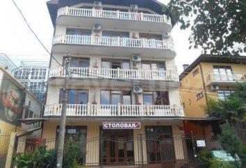 Chambres d'hôtes « Laguna » (Lazarevskoe) – un endroit pour excellentes vacances