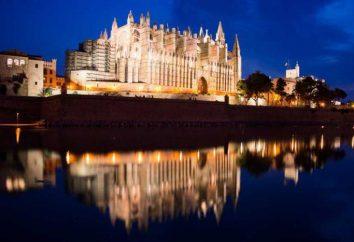 Cathédrale Palmsky: L'histoire de la construction, des faits intéressants