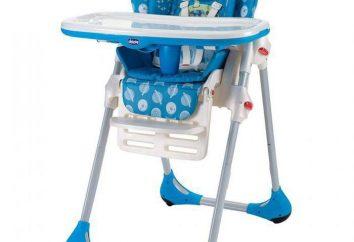 Como escolher cadeiras de 0 meses? Teste, Preço