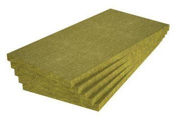 tapete de lã mineral e as suas características