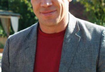 Acteur Oleg Chernov: biographie, vie personnelle. La plupart des films et séries TV