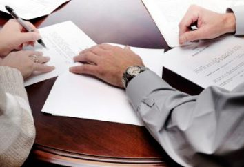 La déclaration de demande de pension alimentaire. Les principales étapes du processus et de finesse