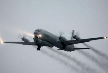 IL-20M – inteligência eletrônica aeronaves. aviões de reconhecimento IL 20M-: Passado e Presente