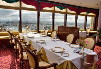 """""""Panorama"""" – un ristorante. Mosca, ristorante """"Panorama"""": recensioni"""