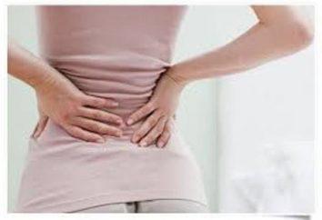 Ból pleców w ciągu miesiąca: przyczyny i rozwiązania