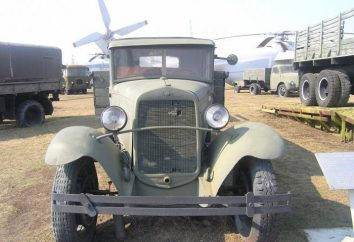 GAZ-63 – camion soviétique. Histoire, description, spécifications,