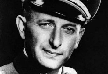 Adolf Eichmann: biografia com fotos