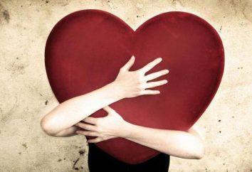 Kocham: typy. rodzicielskiej miłości i jej gatunki