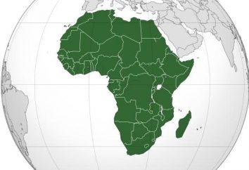 Quelle est la superficie de l'Afrique? La plus grande superficie des pays d'Afrique