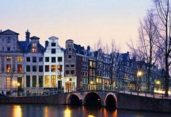 Amsterdam – la capitale de quel pays?