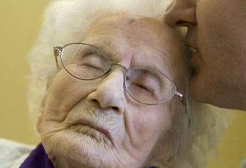 Wyjaśnij interpretacji snów: umiera babcia – w jakim?