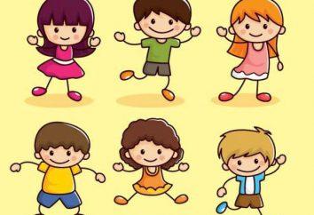 Per aiutare i genitori cartoni animati educativi per i bambini sotto l'anno