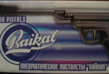 IL-53M. Pistolet pneumatyczny IZH-53m: Cena, Funkcje i opinie