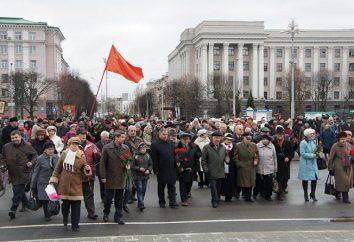 Vacances Forgotten – Journée Révolution d'Octobre
