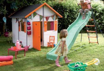Dom dla dzieci w kraju z własnymi rękami
