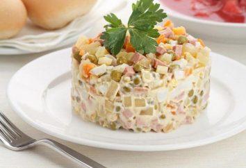Insalata con salmone affumicato: ricette originali per i buongustai