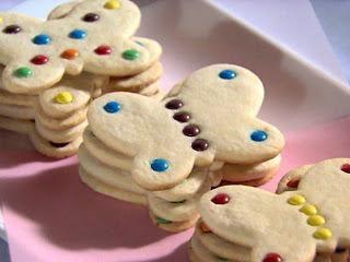 receta de galletas en latas, que viene de tiempos inmemoriales