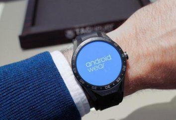 Relógios Android Wear: uma visão geral e comentários