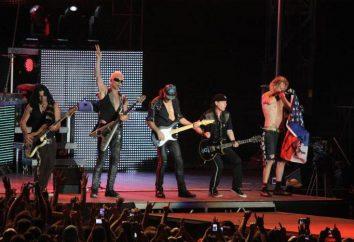 Dyskografia Scorpions: Szczegóły o albumach grupowych