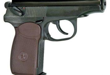 """Pistolet """"Makarow"""" – wersja pneumatyczne dla celów edukacyjnych"""