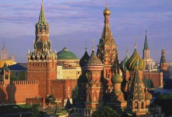 Les monuments historiques de la Russie. Description des monuments historiques à Moscou