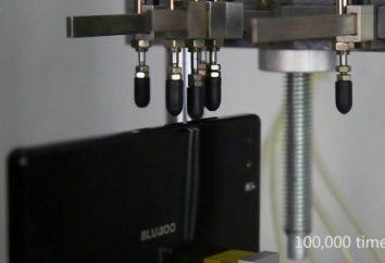 BLUBOO S1 zdał profesjonalnego testowania jakości (QC) testy: wideo