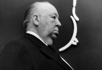 Alfred Hitchcock: biografia, filmografia, najlepsze filmy
