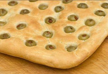 Focaccia ist ein köstliches italienisches Brot